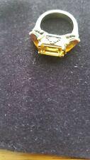 Lagos Topaz Three Stone Ring
