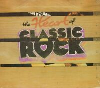 The Heart Of Classic Rock 10 CD Set Time Life Free Shipping New
