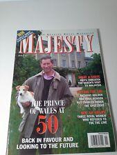 Majesty Magazine Vol 19 #11 November 1998