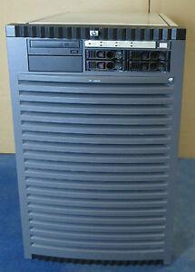 HP Integrity RX8640 16-way Itanium 2 9140N 1.6GHz 64G RA2x 146GB 15K Unix Server