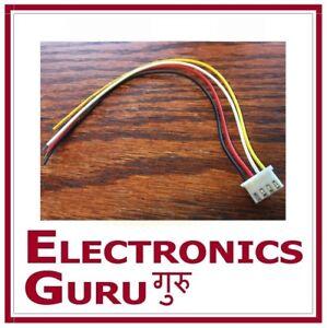 High level speaker input plug wire harness amp 4-pin 4pin Kicker ZX KX Impulse