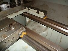 Colchester Lathe Bed Way Wipers For Student & Master Mk1 & Mk2 / Clausing 12-13""