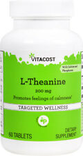 L-Theanine 200mg tablets x 60