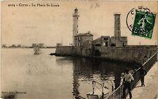 CPA  Cette - Le Phare St-Lous   (511027)