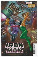 NEW UNREAD Iron Man Comic Book #201 Marvel Comics 1985 VERY FINE