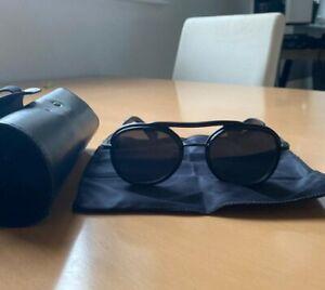 Dita Spacecraft Black Sunglasses