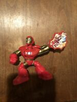 Playskool Heroes Marvel Super Hero Adventures Iron Man Figure Hasbro 2013