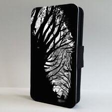 Caballo De Cebra Animal Bosque Arte Funda para Estuche de Teléfono Abatible increíble IPHONE SAMSUNG