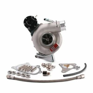 TTT Turbocharger For SUBARU Impreza WRX STI TD06H-20G 8cm  w/ 9Blades Turbine