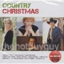 Icon Country Christmas Target Exclusive Audio CD Strait Reba Gill NEW