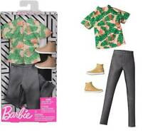 Barbie: Fashionista Complete Look - Hawaiian Shirt Accesory Pack by Mattel