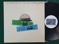 THE BEATLES AT THE HOLLYWOOD BOWL - Gatefold - near mint Aust Press