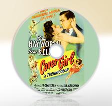 Cover Girl (1944) DVD Classic Musical Comedy Film / Movie Rita Hayworth
