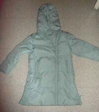 Taille 6 ans magnifique longue doudoune manteau à capuche  EXCELLENT ETAT