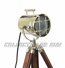 Marine Tripod LED Desk Lamp Vintage Nautical Office Lamps Home Table Lamps LED