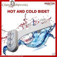 BIDET TOILET BADAY SEAT SHOP BATHROOM HOT COLD WATER WASH HOME BOWL NOZZLE PLUMB