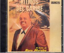"""NORO MORALES - """" RITMOS DEL CARIBE"""" - CD"""