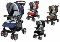 LIONELO EMMA PLUS BABY STROLLER KIDS BUGGY PUSHCHAIR WITH BAG ORGANISER