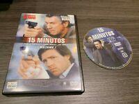 15 Minuti DVD Robert De Niro Dward Burns