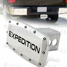 "For 2"" Trailer Receiver For FORD EXPEDITION HitchCover Plug Cap AllenBOLT DESIGN"