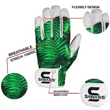 More details for safety work gloves heavy duty hand protection mechanic gardening builders cut uk