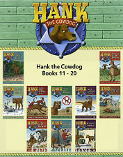 Hank the Cowdog Lost in the Dark Unchanted Forest 11-20 by John R. Erickson
