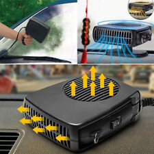 200W 12V Portable Car Auto Ceramic Heater Cooling Fan Defroster Demister Warmer