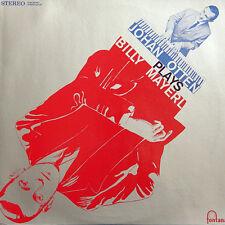 JOHAN OTTEN Plays Billy Mayerl NED Press Fontana 826 356 QY LP