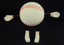 """Stress Relief Ball ~ """"Mr. Baseball"""" Squeeze Ball w/Adjustable Arms/Legs"""