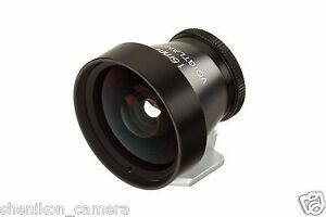 New Voigtlander 15mm View Finder Viewfinder Leica M M9 M8.2 Voigtlaender Metal