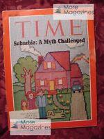 TIME March 15 1971 Mar 3/15/71 SUBURBIA Suburbs President Nixon Vietnam +++