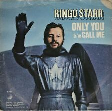 "Ringo Starr – Only You 7""– R 6000 – VG"