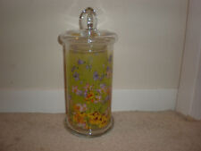 Goebel Smithsonian Collection Wildflowers Jar