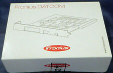 Fronius Datalogger Card pro retrofit NEU NEW OVP