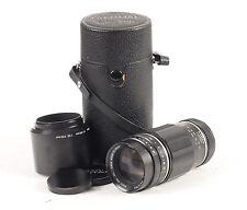 Pentax Tele-Takumar 200mm f5.6 Bellows Lens M42 Screw Thread (1378)