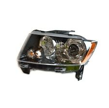 Driver Left Genuine Composite Headlight Headlamp Assembly For Jeep Compass 14-17