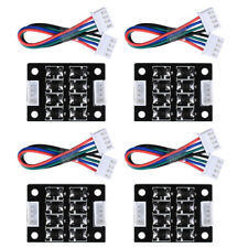 4PCS TL-Smoother V1.0 Addon Module for 3D Printer Stepper Motor Drivers Accessor