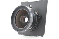【 Exc +++++ 】SCHNEIDER KREUZNACH SUPER ANGULON 90mm f/8 from JAPAN 1402