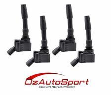 4 x Ignition Coil for Audi A1 A3 A4 A5 Q2 Q3 Q5 S1 S3 TT TTS 1.8L 2.0L TFSI
