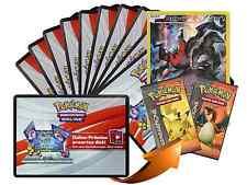 x10 Various XY Pokemon TCGO OnLine Code Karten + 1 Bonus Darkrai XY114 Code