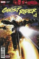 Damnation Johnny Blaze Ghost Rider Comic Issue 1 Modern Age First Print 2018