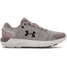 Under Armour Women's Charged Rogue 2 Twist Purple Sneaker Running Training Shoe