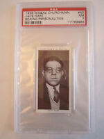 1938 JACK HART BOXING CHURCHMAN PSA GRADED 7 NEAR - MINT CARD