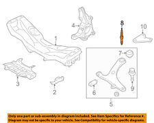 SUBARU OEM 12-16 Forester Front Suspension-Lower Control Arm Bolt 901370010