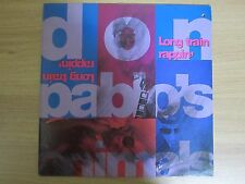 DON PABLO'S ANIMALS - Long Train Rappin' Korea 11 Tracks LP 1991