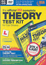 The Official DSA Complete Theory Test Kit 2005 Edition (Driving Skills) DVD, Ver