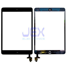 Black Glass Digitizer Touch Screen Full Assembly With IC for All iPad Mini 1 & 2