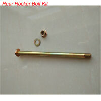 OEM Compatible with Honda Rear Swingarm Pivot Bolt Nut 14mm 2006-09 12-14 Sportrax 450 TRX450ER