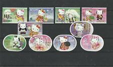 D1928 JAPAN 2011 Hello Kitty  Gestempelt,Used