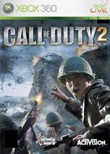 Call of Duty 2 Xbox 360 NEW And Sealed Original UK Version COD II COD 2